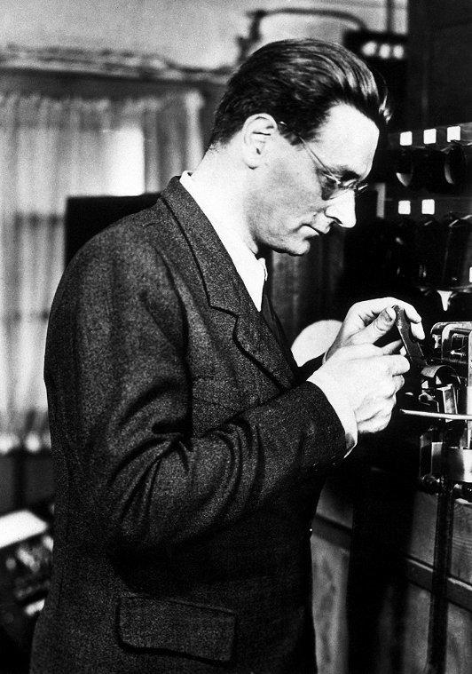Конрад Цузе: мечтатель, создавший первый компьютер - 4