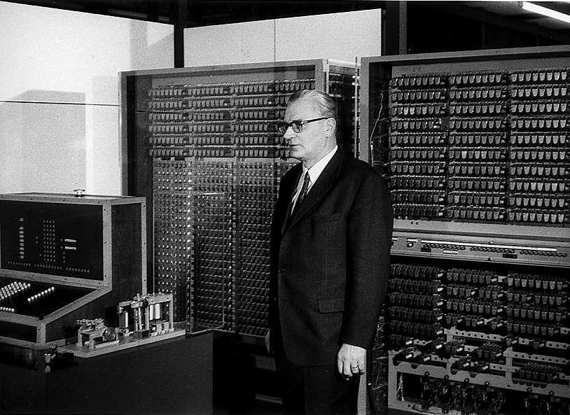 Конрад Цузе: мечтатель, создавший первый компьютер - 8