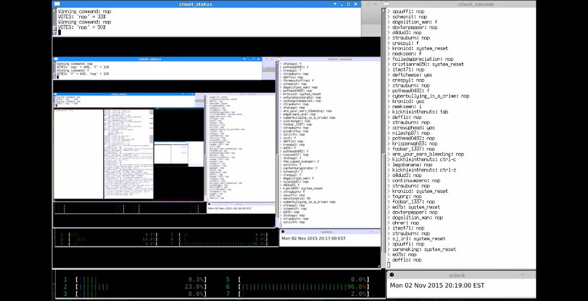 Неделя установки Arch Linux на Twitch - 11