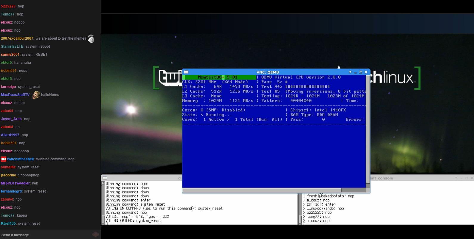 Неделя установки Arch Linux на Twitch - 5