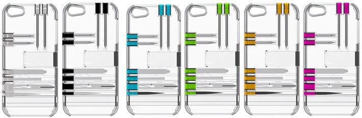 Необычные и функциональные чехлы для смартфонов. Чем защитить телефон? - 13