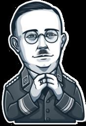 Генрих Гиммлер (?)