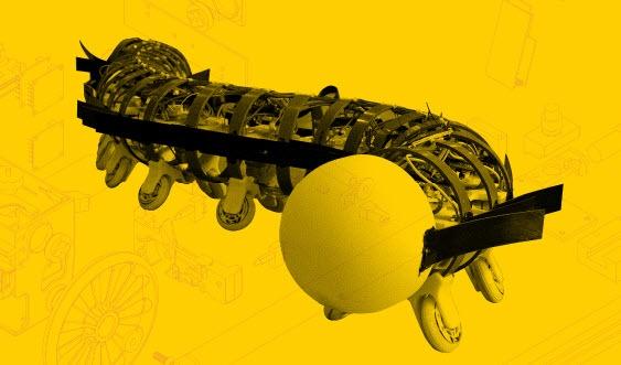 Роботы в Соединенном Королевстве будут ремонтировать дороги и городские коммуникации