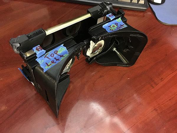 3D-печать линз для очков и шлемов виртуальной реальности - 3
