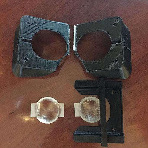 3D-печать линз для очков и шлемов виртуальной реальности - 8