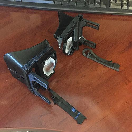 3D-печать линз для очков и шлемов виртуальной реальности - 9