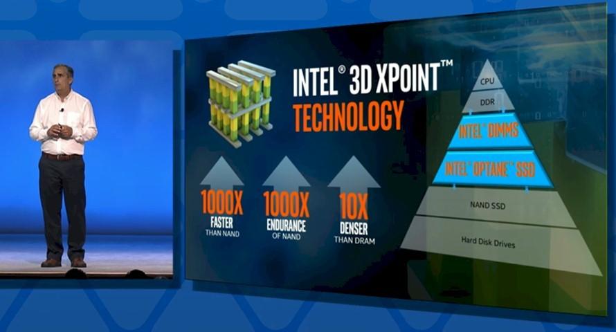 Intel показала ещё два теста 3D XPoint - 2