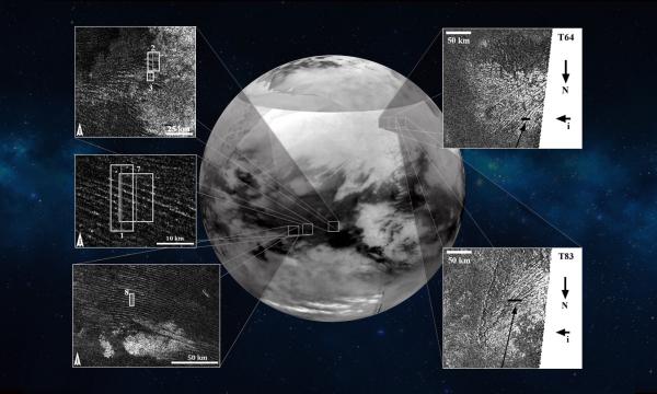 Для изучения изменения климата Титана астрономы используют Землю в качестве модели - 1