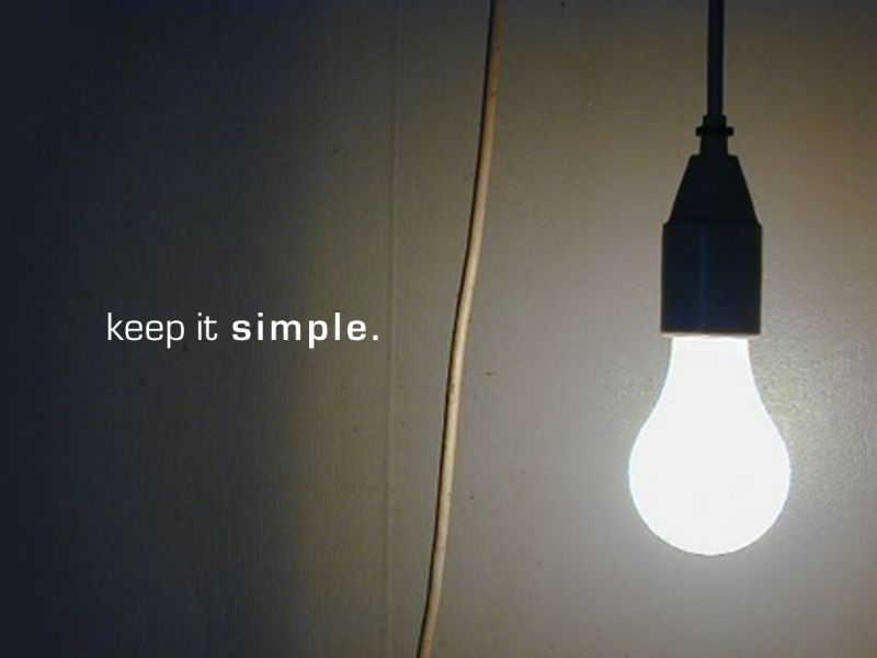 Как сделать сложный продукт простым для пользователей - 1