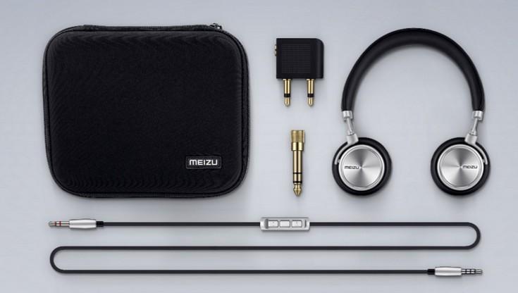 Meizu представила накладные наушники HD50
