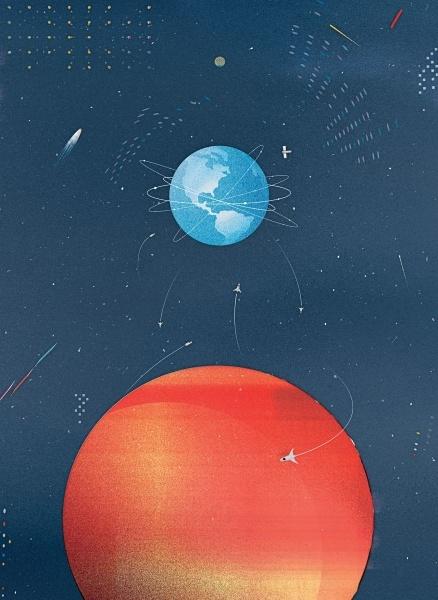 Проект «Исход»: что стоит за мечтой колонизации Марса? - 1