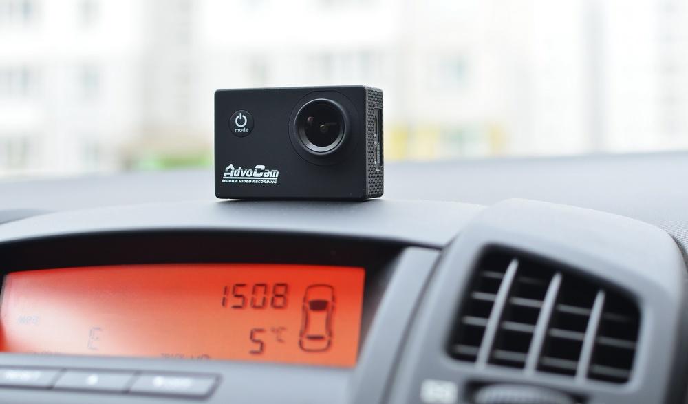 «Русский GoPro» за 8 тысяч рублей: обзор гибрида регистратора для авто-мото-велотехники и экшн-камеры AdvoCam-FD Sport - 10