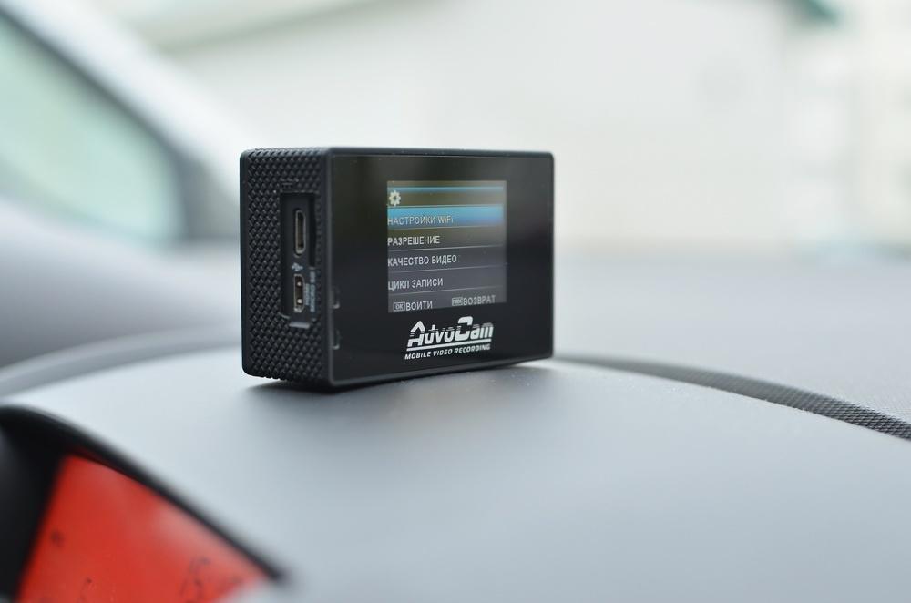 «Русский GoPro» за 8 тысяч рублей: обзор гибрида регистратора для авто-мото-велотехники и экшн-камеры AdvoCam-FD Sport - 11