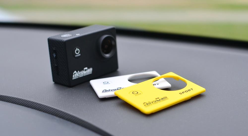 «Русский GoPro» за 8 тысяч рублей: обзор гибрида регистратора для авто-мото-велотехники и экшн-камеры AdvoCam-FD Sport - 12