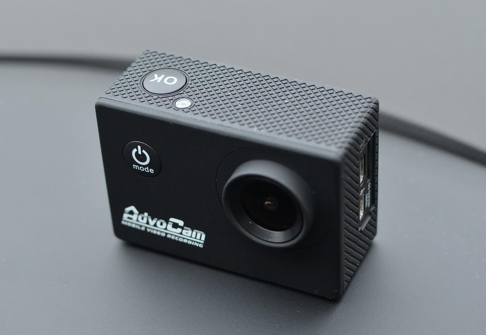 «Русский GoPro» за 8 тысяч рублей: обзор гибрида регистратора для авто-мото-велотехники и экшн-камеры AdvoCam-FD Sport - 13