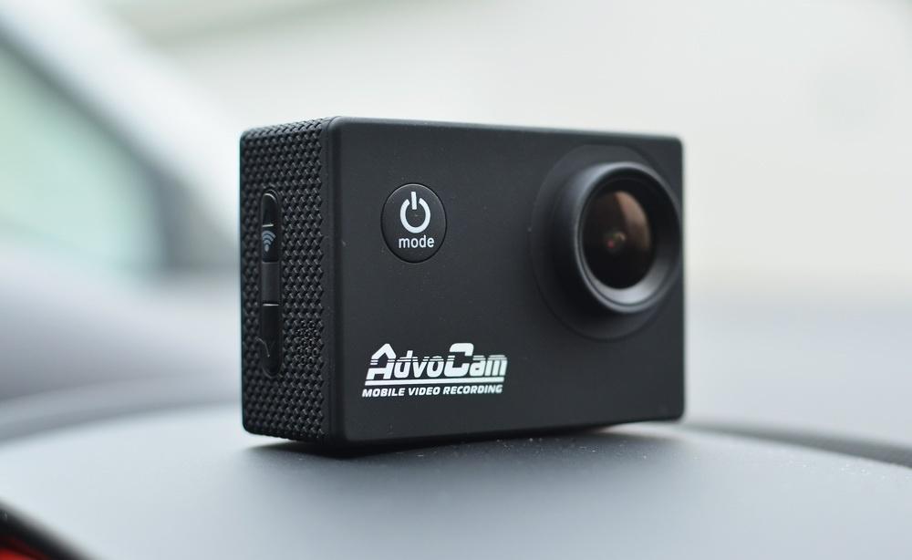 «Русский GoPro» за 8 тысяч рублей: обзор гибрида регистратора для авто-мото-велотехники и экшн-камеры AdvoCam-FD Sport - 14