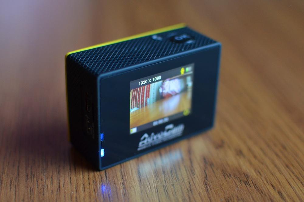 «Русский GoPro» за 8 тысяч рублей: обзор гибрида регистратора для авто-мото-велотехники и экшн-камеры AdvoCam-FD Sport - 18