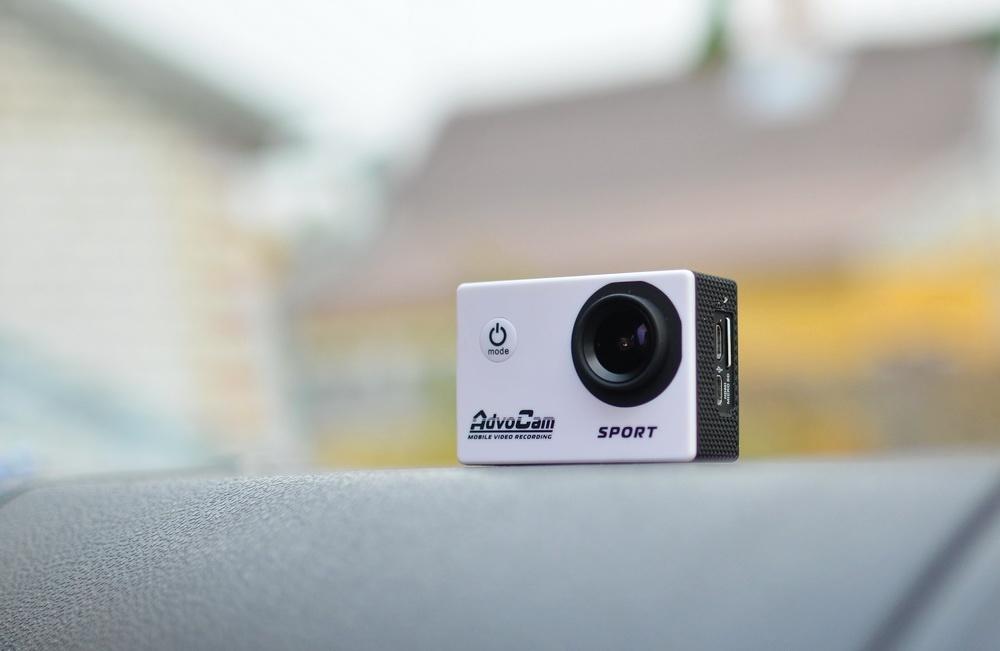 «Русский GoPro» за 8 тысяч рублей: обзор гибрида регистратора для авто-мото-велотехники и экшн-камеры AdvoCam-FD Sport - 2