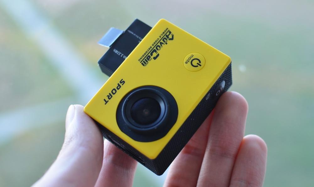 «Русский GoPro» за 8 тысяч рублей: обзор гибрида регистратора для авто-мото-велотехники и экшн-камеры AdvoCam-FD Sport - 21
