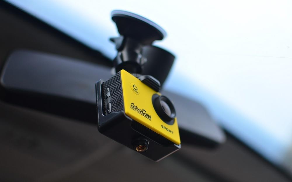 «Русский GoPro» за 8 тысяч рублей: обзор гибрида регистратора для авто-мото-велотехники и экшн-камеры AdvoCam-FD Sport - 25