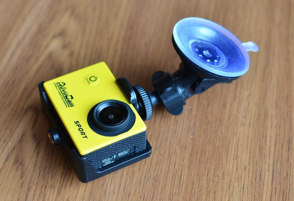 «Русский GoPro» за 8 тысяч рублей: обзор гибрида регистратора для авто-мото-велотехники и экшн-камеры AdvoCam-FD Sport - 28