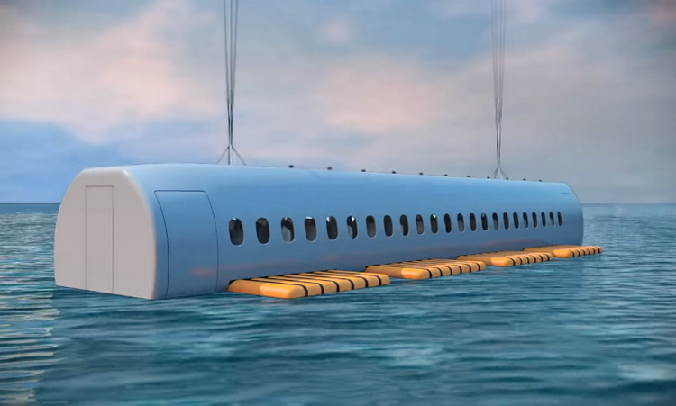 Система коллективного спасения пассажиров авиалайнера создана. Это не выгодно — отвечают в авиакомпаниях - 11