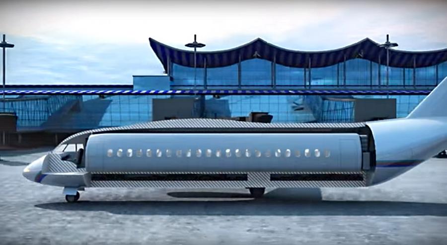 Система коллективного спасения пассажиров авиалайнера создана. Это не выгодно — отвечают в авиакомпаниях - 1