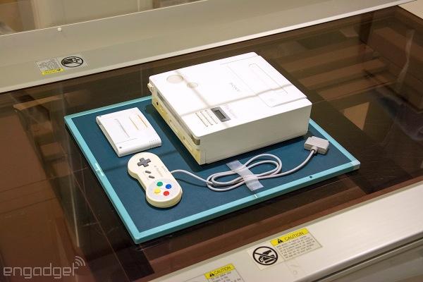 Странная игровая консоль Nintendo PlayStation действительно существует - 5