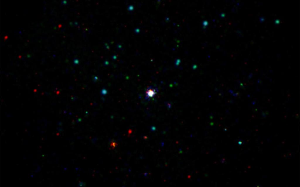Впечатляющие фотографии космоса за неделю (02.11-08.11) - 5