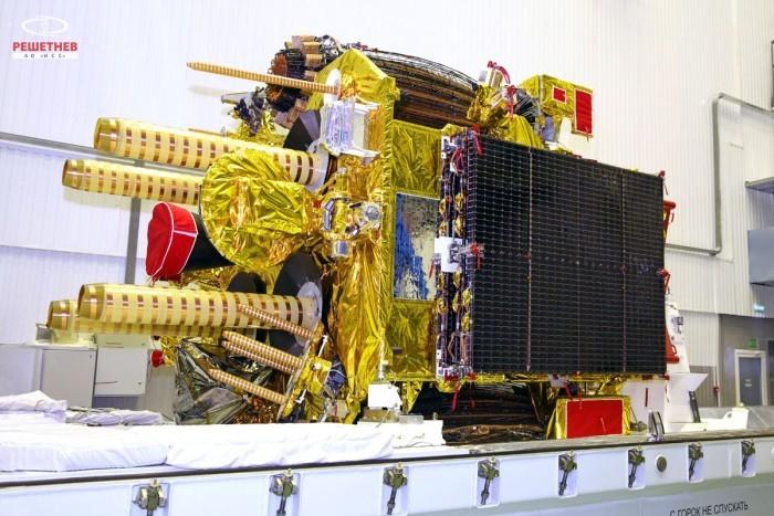 «Звезда Счастья»: российско-китайский проект спутникового широкополосного интернета - 1