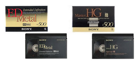 Sony «хоронит» формат Betamax