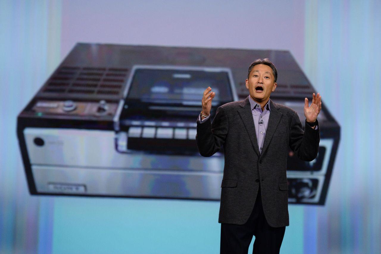 Sony прекращает выпуск видеокассет Betamax - 1