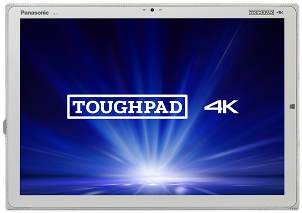 Panasonic Toughpad 4K предстал в топовой конфигурации FZ-Y1DMBHZ