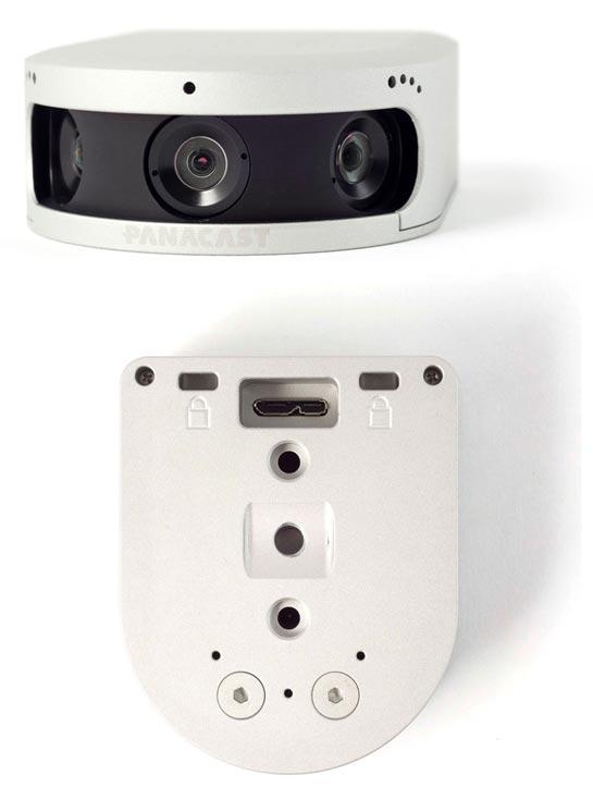 В первую очередь, камера PanaCast 2 предназначена для видеоконференций