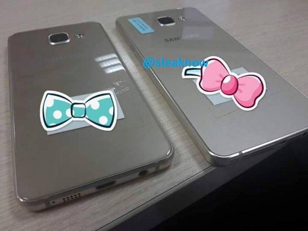 Смартфон Samsung Galaxy A3 и A5 нового поколения получат обновлённый дизайн