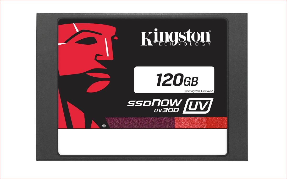 [Тестирование] Твердотельный накопитель Kingston UV300 с памятью TLC емкостью 120 гигабайт - 2