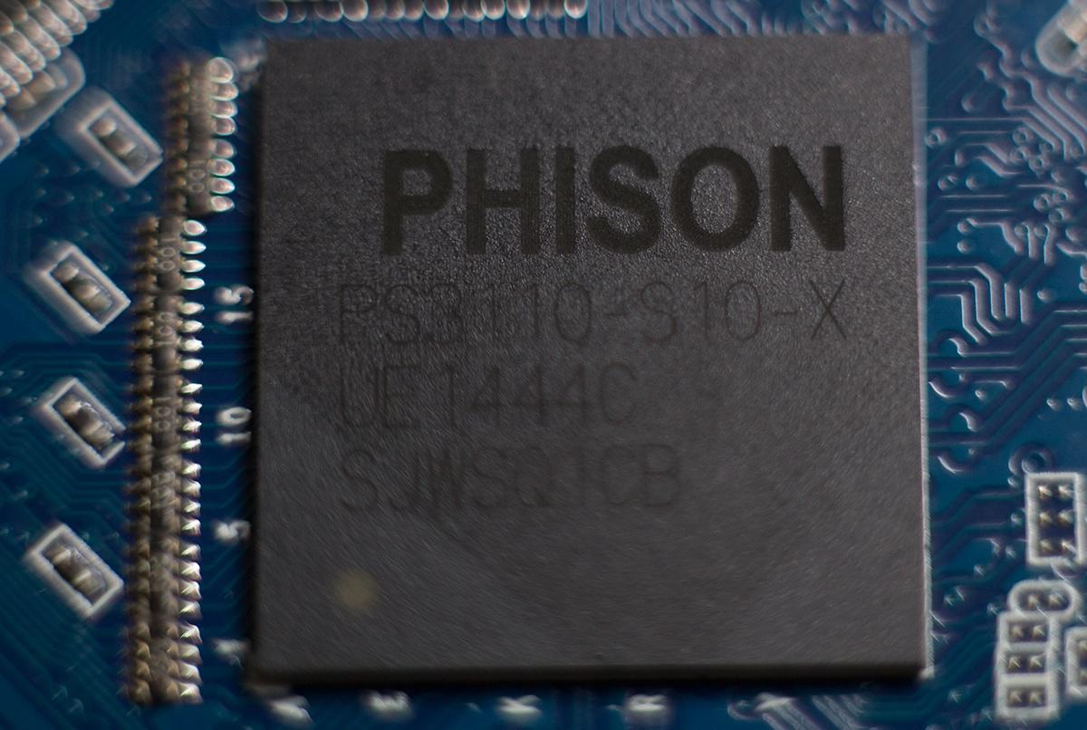 [Тестирование] Твердотельный накопитель Kingston UV300 с памятью TLC емкостью 120 гигабайт - 3