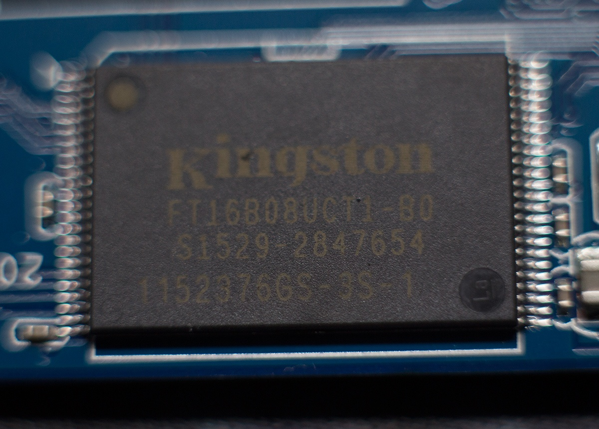 [Тестирование] Твердотельный накопитель Kingston UV300 с памятью TLC емкостью 120 гигабайт - 4