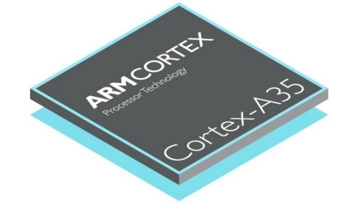 Представлены процессорные ядра ARM Cortex-A35