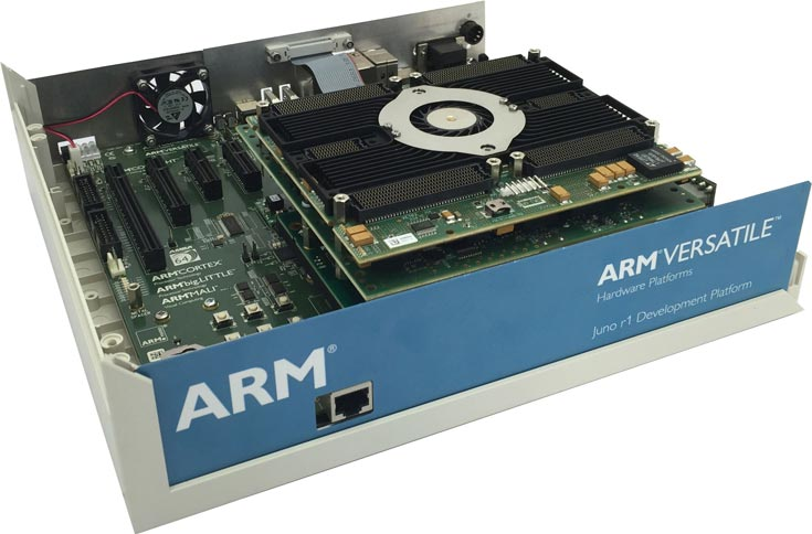 Адаптеры proFPGA-ARM-Juno станут доступны для заказа уже в текущем месяце