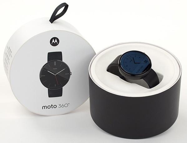 Часы Moto 360 первого поколения подешевели до $100
