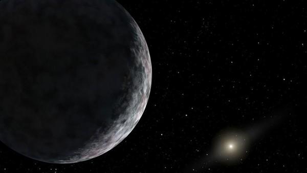 Орбиту самого удаленного объекта Солнечной системы может определять еще не обнаруженная планета - 1