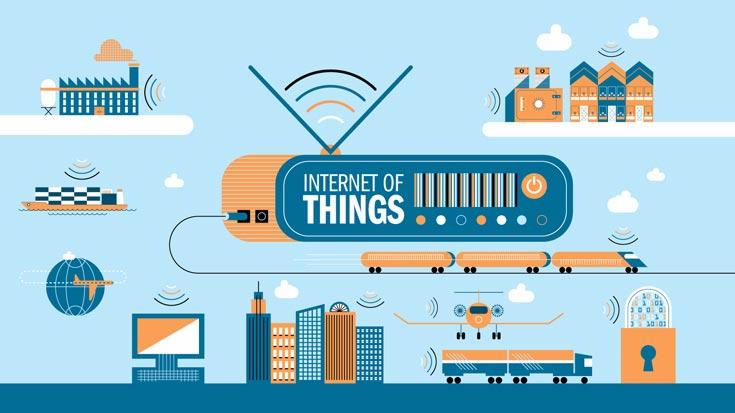 По прогнозу Gartner, в 2016 году интернет вещей объединит 6,4 млрд «вещей»