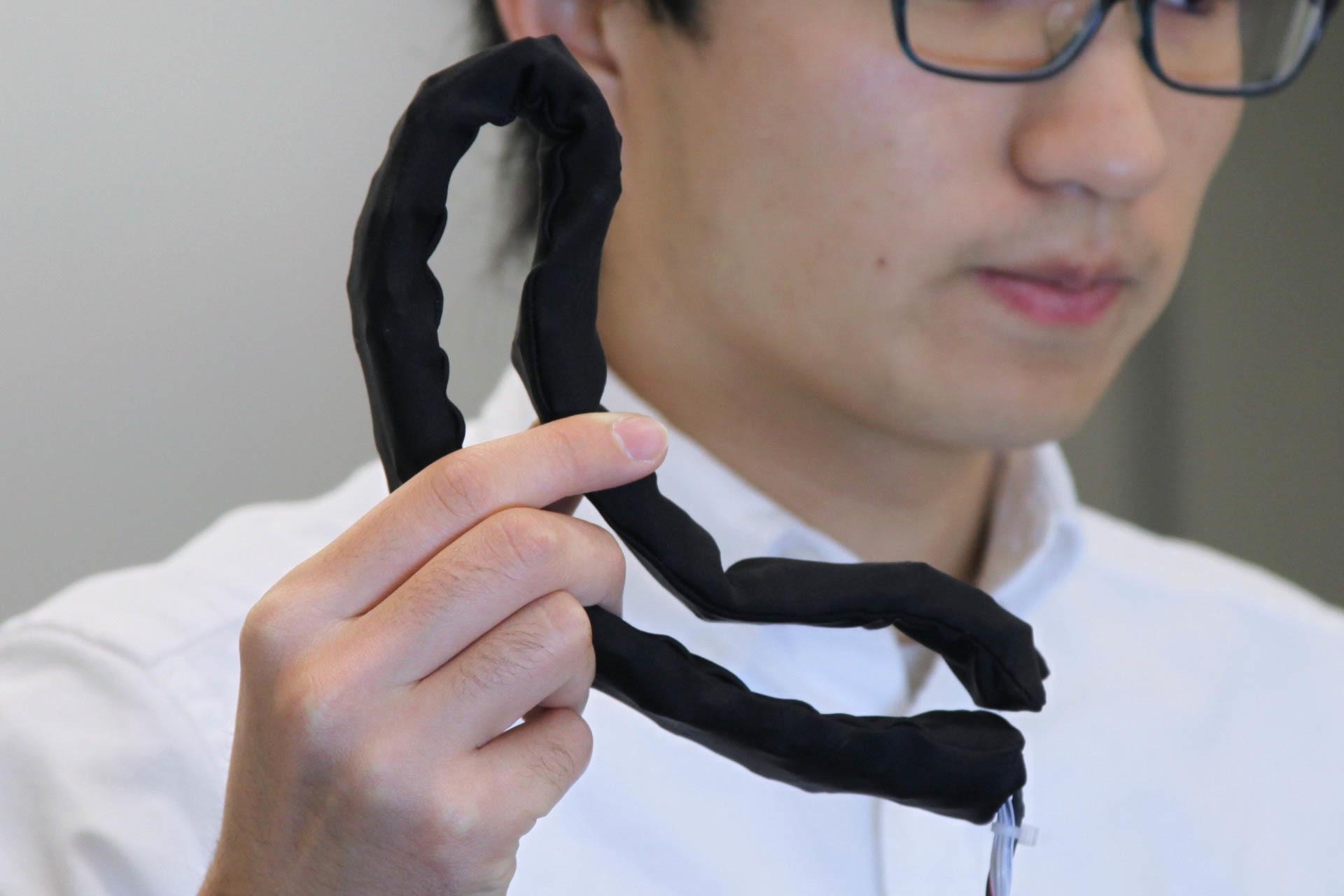 Робот-змея от МТИ как эксперимент физического интерфейса будущего - 5