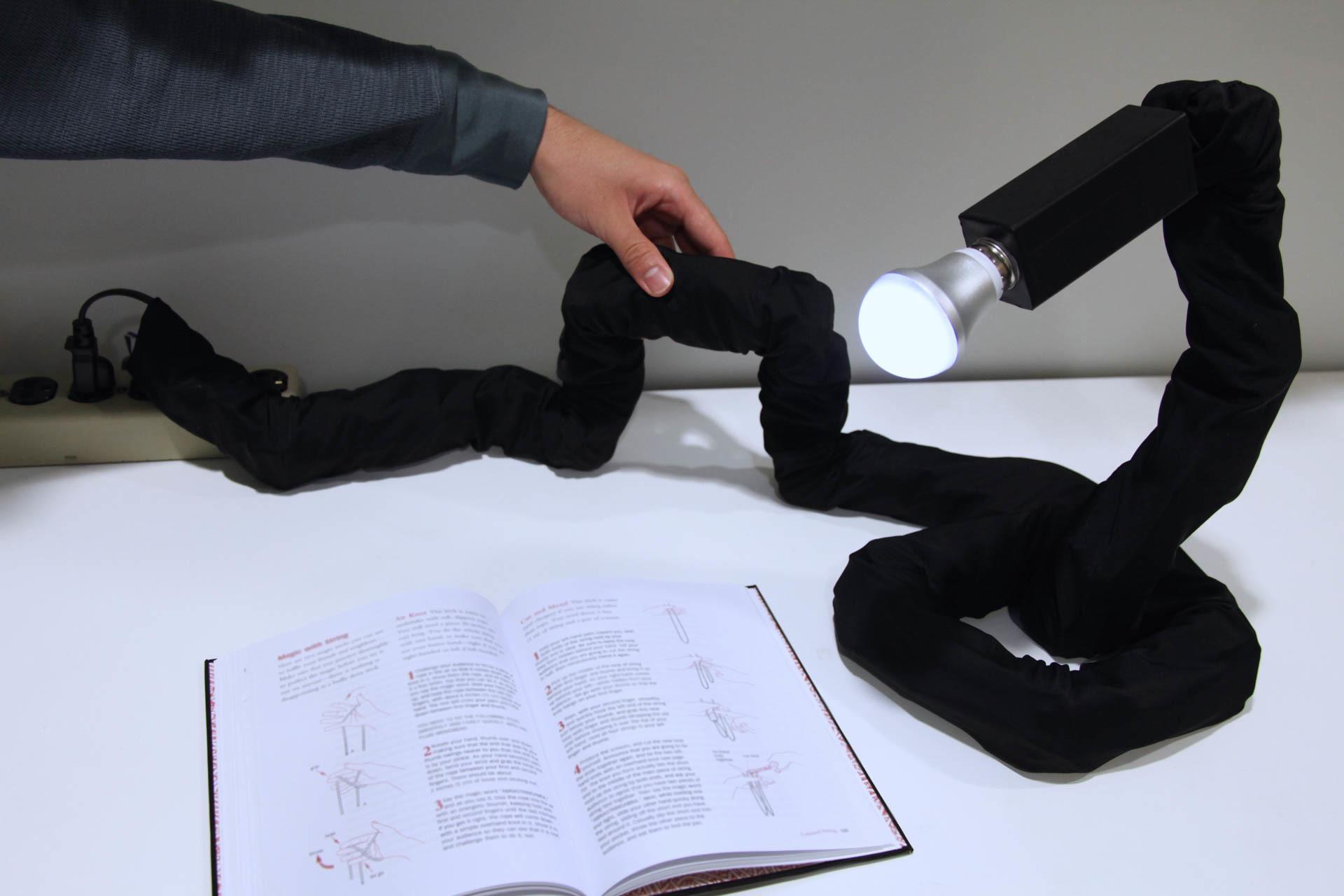 Робот-змея от МТИ как эксперимент физического интерфейса будущего - 6