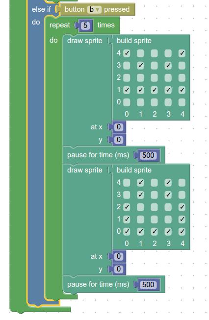 Создаем виртуального питомца из платы CodeBug - 12