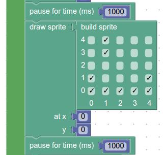 Создаем виртуального питомца из платы CodeBug - 8