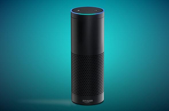 Умная колонка Amazon Echo скоро появится в американских магазинах