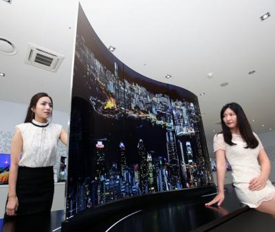 LG значительно расширит производственные мощности по выпуску панелей OLED