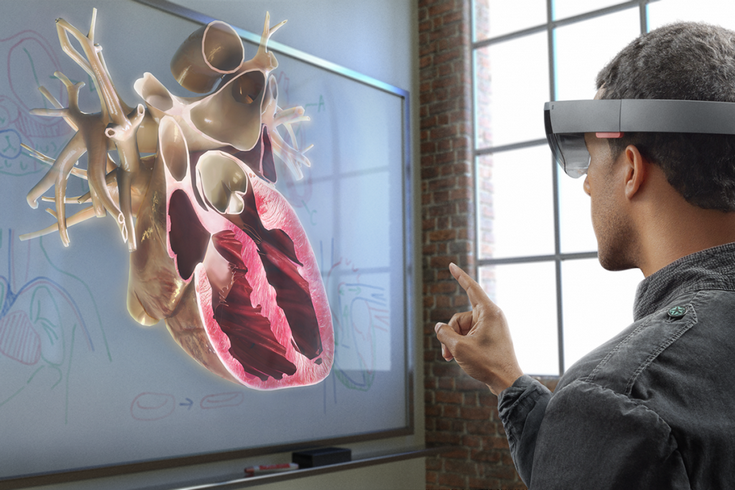 Разработчики лучших идей программы HoloLens Academic Research Grant Program получили по 100 000 долларов